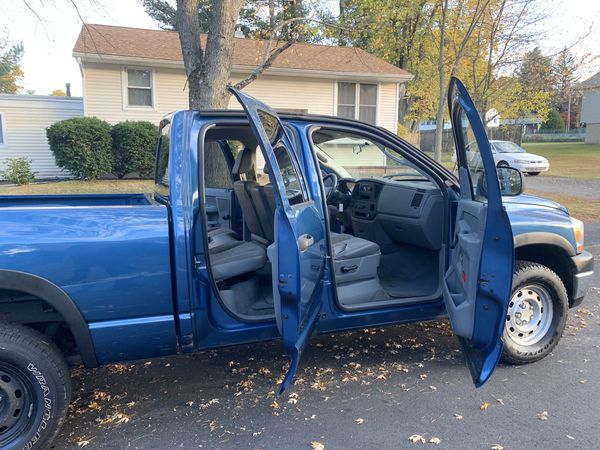 2006 Dodge Ram 1500 4 Door 4WD