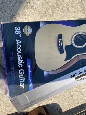 "Ibanez 38"" acoustic guitar and case for Sale in Ellenwood, GA"