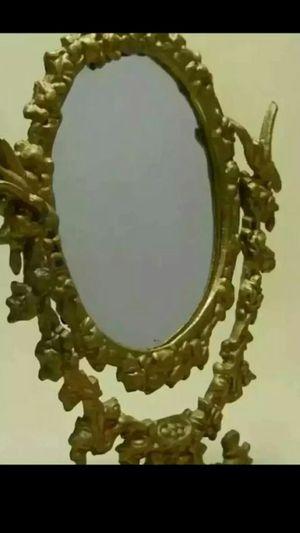 Brass/Antique Vanity Mirror for Sale in Arlington, TX