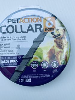 Dog collar flea & tick for Sale in Tampa,  FL