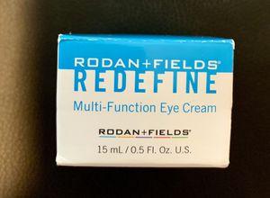 Rodan+Fields multifunction eye cream for Sale in Brimley, MI