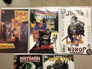 Harley Quinn Comics (MAKE OFFER) for Sale in Winter Park, FL