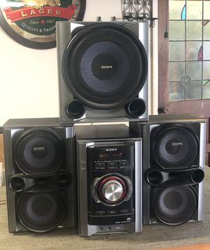 SONY Stereo Speaker System for Sale in Lynwood, CA