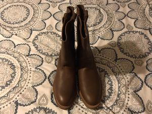Red wing Pecos 1155 brown pull on boots. Size 8.5 D. New without box. Perfect! for Sale in Scottsdale, AZ