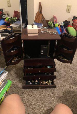 Jewelry case for Sale in Tempe, AZ