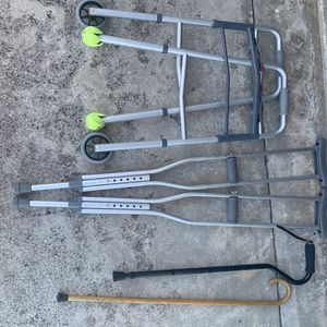 Walker, Crutches & Canes for Sale in West Palm Beach, FL
