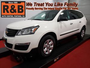 2015 Chevrolet Traverse for Sale in Fontana, CA