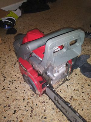 Chainsaw for Sale in Fort Lauderdale, FL