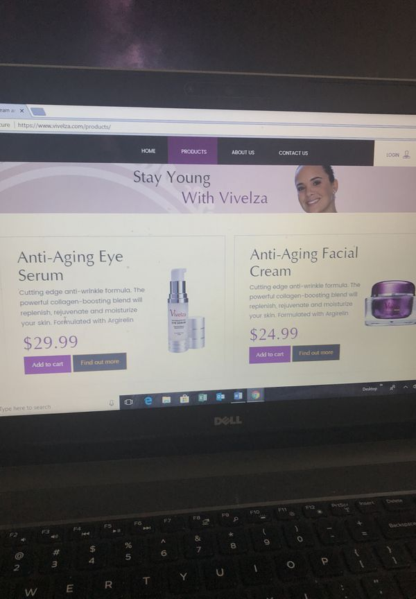 Anti-aging skincare product to keep you looking young for Sale in Sunrise,  FL - OfferUp