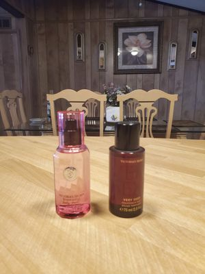 Victoria's secret mini perfumes bombshells and very sexy both for 20 for Sale in Everett, WA