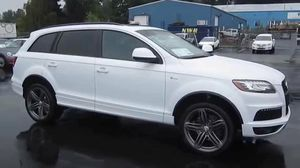 Parting out 2014 Audi Q7 for Sale in Stockton, CA