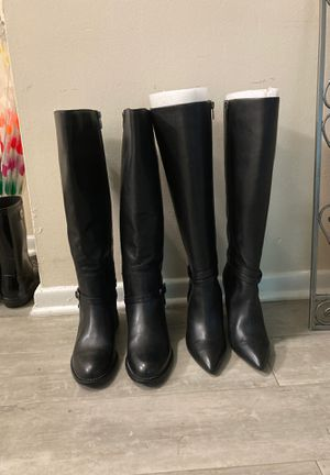 Franco Sarto Long Riding Boots for Sale in Silver Spring, MD
