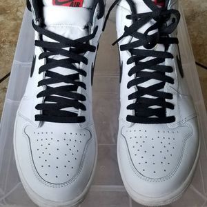 "Jordan 1 Retro ""Yin Yang"" White Size 11 Trades WELCOME for Sale in Sloan, NV"