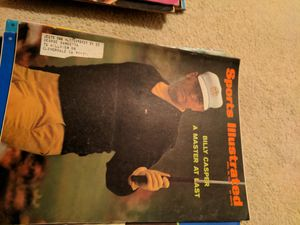 1970 sports illustrated Billy Casper for Sale in Corinth, ME