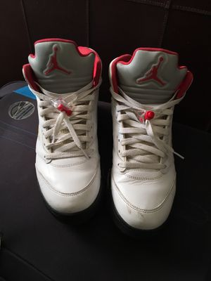 Jordan retro 5 for Sale in UNIVERSITY PA, MD