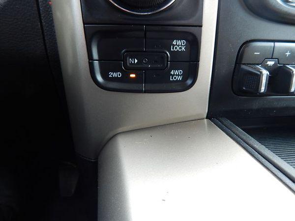 2014 Ram 1500 Quad Cab