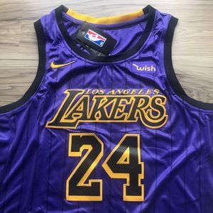 BRAND NEW! 🔥 Kobe Bryant #24 Los Angeles Lakers PURPLE Jersey + SIZE LARGE or XL + SHIPS OUT TODAY! 📦💨 for Sale in Los Angeles, CA