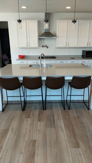 Set of 4 BRAND NEW bar stools for Sale in Orem, UT