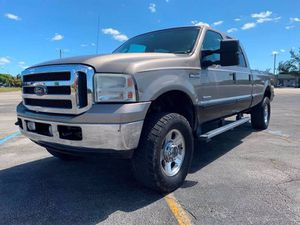 2005 Ford Super Duty F-350 SRW for Sale in Miami, FL