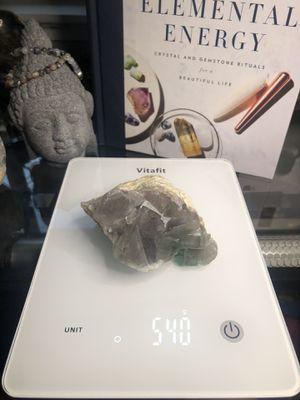 Fluorite (green and purple) raw chunk for Sale in Stockton, CA