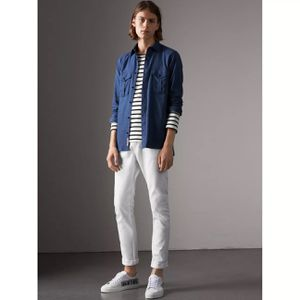 Burberry Straight Fit Jeans for Sale in PECK SLIP, NY