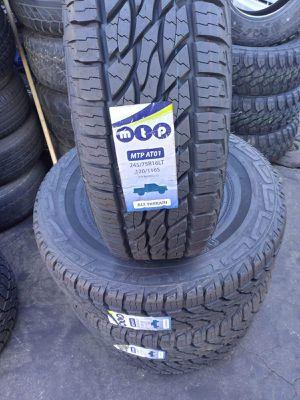 245/75/16 new tires all terrain for Sale in Montebello, CA