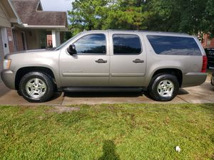 2008 Chevy Suburban for Sale in Houston, TX