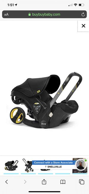 Car seat and stroller for Sale in Bonaire, GA