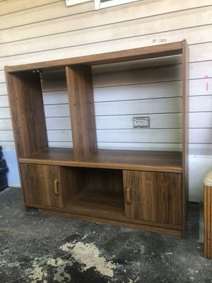Entertainment center for Sale in Winter Haven, FL