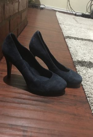 Jessica Simpson navy heels for Sale in Rowlett, TX