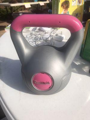 Women's Health Kettlebell- 5 lbs for Sale in Menifee, CA