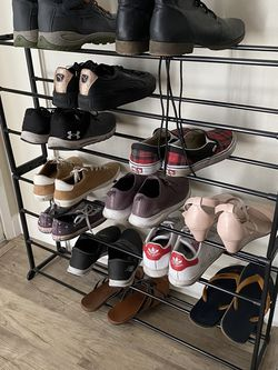 7 Tier Shoe Rack for Sale in Cupertino,  CA