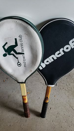 Tennis rackets - vintage for Sale in Addison, IL