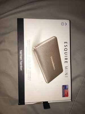 Bluetooth Speaker for Sale in Troy, MI