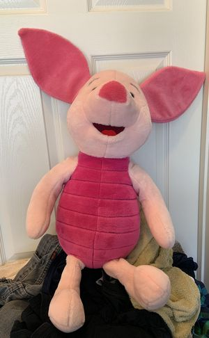 Piglet stuffed animal approx 2.5ft tall giant for Sale in Rancho Cucamonga, CA