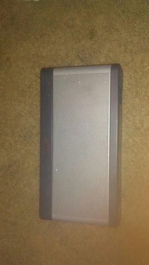 BOSE SoundLink Bluetooth Speaker III - Model 414255 for Sale in Los Banos, CA