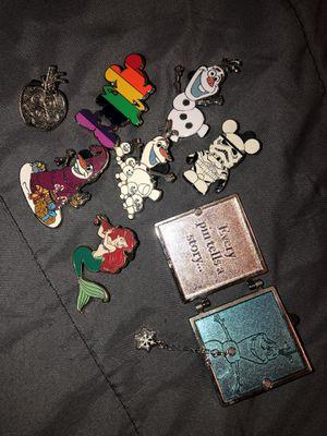 Disney pins for Sale in San Bernardino, CA