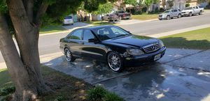 2000 Mercedes Benz s500 for Sale in Bakersfield, CA