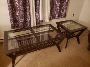 Coffee and side tables great condition for Sale in Summerdale, PA