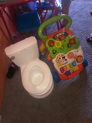 Kids potty training toilet, kids toy for Sale in La Vergne, TN