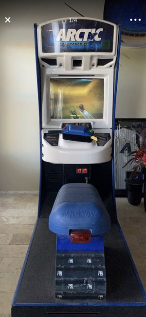 Artic Thunder snowmobile $450.00 great condition never outside of home for Sale in Mesa, AZ