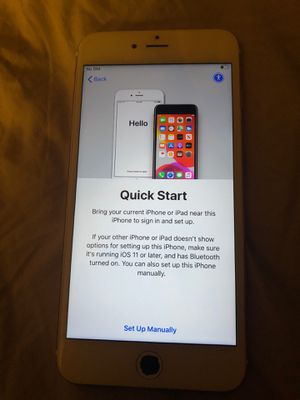 iPhone 6s+(lowballers ignored) for Sale in Fresno, CA