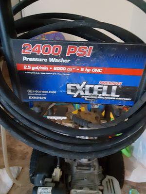 2400 psi power washer with Honda motor for Sale in Kansas City, KS