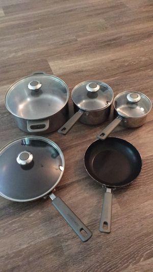 Farberware pan and pot sets for Sale in Alexandria, VA