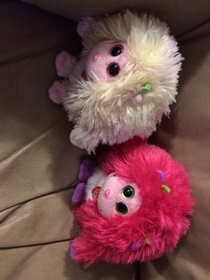 Trixie and Lola talking plushy's works perfectly clean and sanitized for Sale in Heath, OH