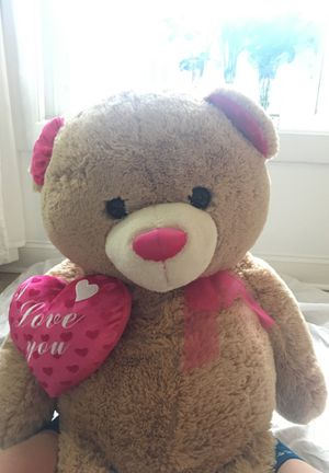 Big teddy bear for Sale in Wilmington, NC