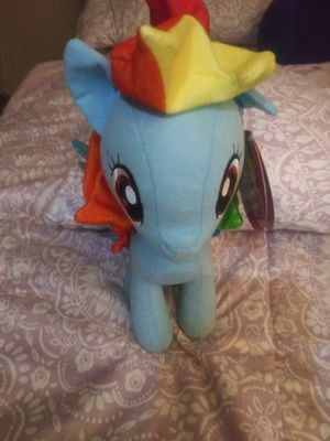 My Little Pony Rainbow Dash Plush for Sale in Carmichael, CA