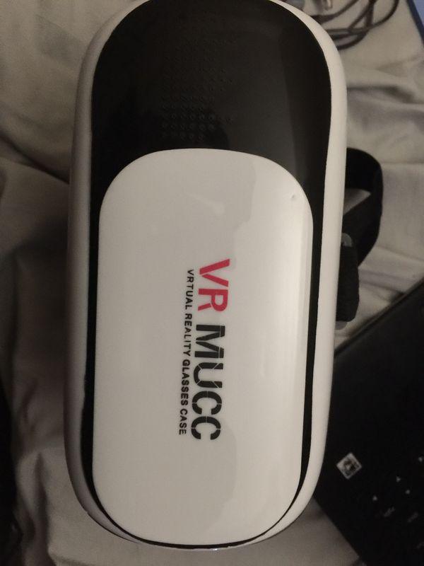 Virtual reality glasses!