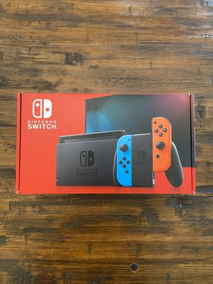 Nintendo Switch v2 brand new! for Sale in Chino Hills, CA