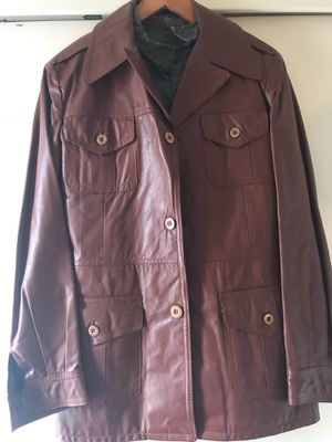 Leathers coat for Sale in Washington, DC
